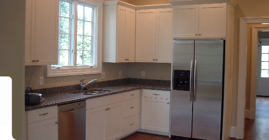 Fine Custom Cabinetry and Architectural Mill Work